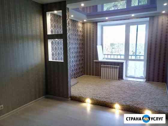 Ремонт квартир под ключ Чебоксары