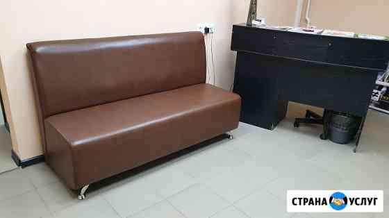 "Диван для офиса, кафе, ресторана ""Паладин"" от производителя Нижнекамск"