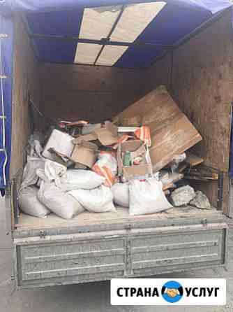 Вывоз строительного мусора Новосибирск
