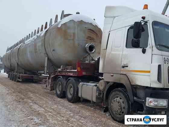 Аренда трала 65 тонн Ижевск