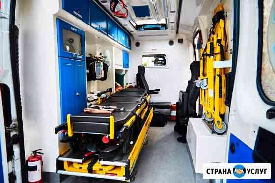 Перевозка лежачих больных Саратов