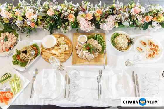 Свадебный банкет. Выездной банкет Санкт-Петербург