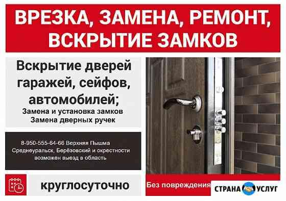 Вскрытие замков дверей Пермь