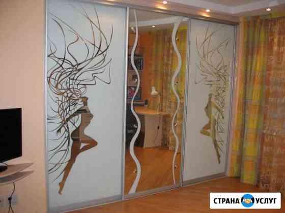 Дизайнерские двери-купе Москва