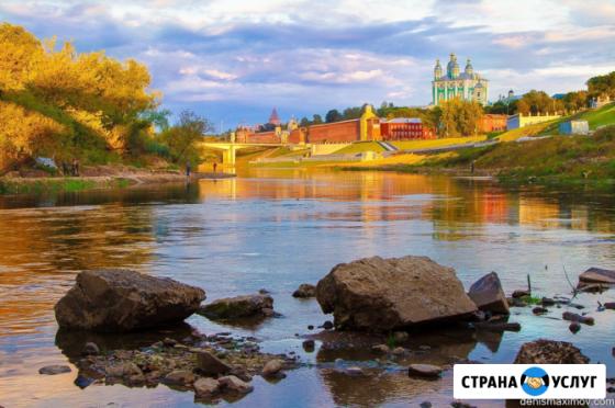 Заказ экскурсии по Смоленску Смоленск