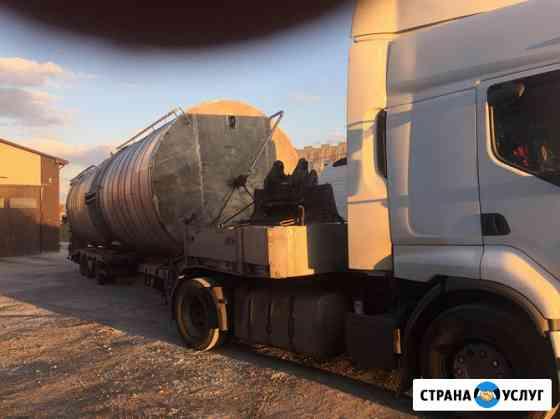 Перевозка грузов тралом Воронеж