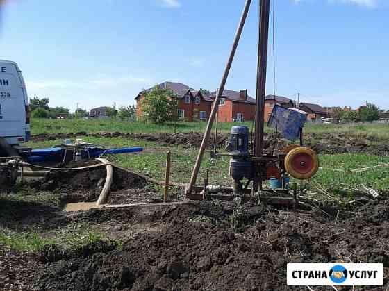 Бурение скважин на воду Каневская
