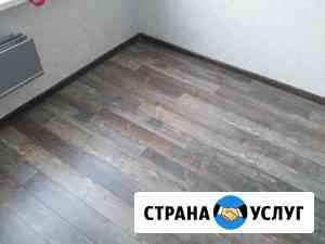 Отделочные работы (обои, плитка, ламинат, и др виды работ в Хабаровске Хабаровск