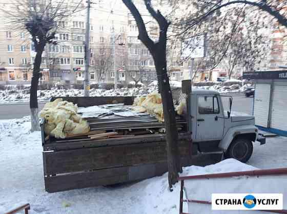 Вывоз мусора старой мебели Рязань