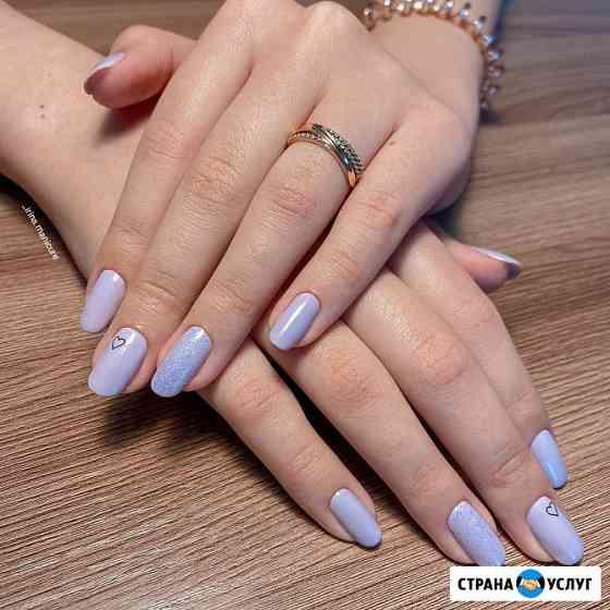 Маникюр, наращивание ногтей Томск
