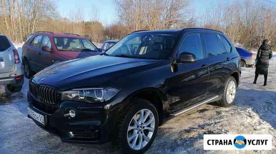 Аренда BMW X5 трансфер, свадьба, деловые встречи Кандалакша