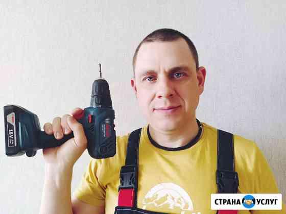 Сборка мебели, сборка кухни, ремонт мебели Краснодар