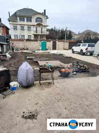 Расчистка земельных участков Краснодар