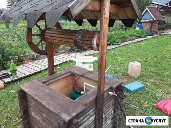 Скважины ручного бурения в помещениях Иркутск