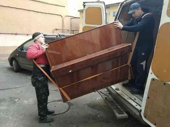 Перевозка пианино, фортепиано, перевозка рояля. Такелажные работы Санкт-Петербург